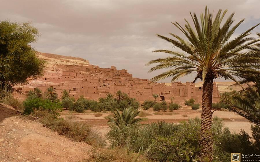 Atlas Maroc Berbere Ait ben addou ouarzazate | Riad Al Ksar marrakech