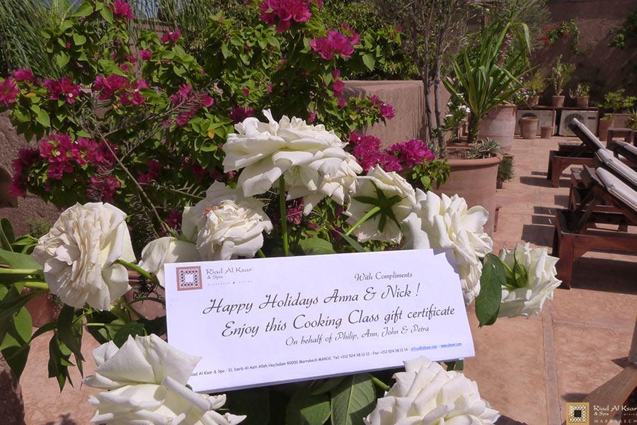 Cours Cuisine Marocaine | Riad Al Ksar Marrakech