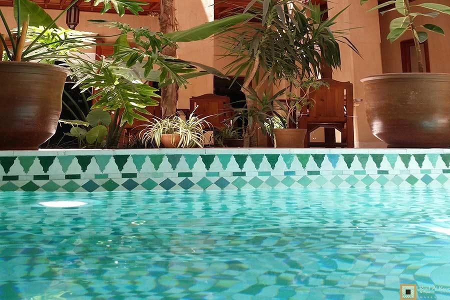 Hotel Medina Marrakech Maroc