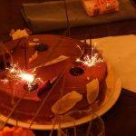 Hotel Riad birthday cake Marrakech medina riad al ksar