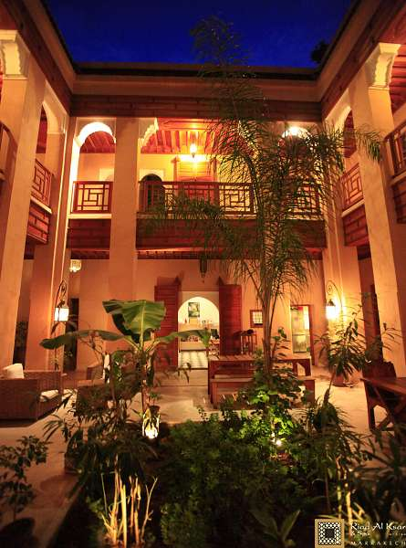 best hotels in marrakech | Riad de Charme Al Ksar & Spa