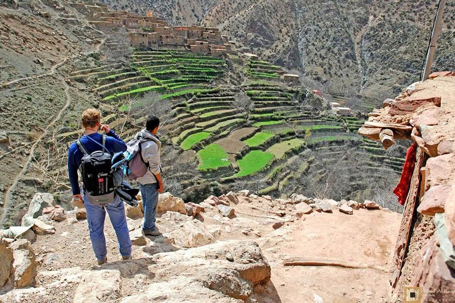 Randonnées Trekking atlas | Riad Al Ksar