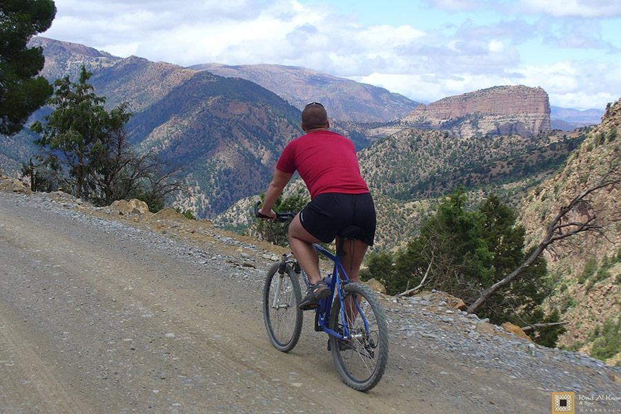Activités Marrakech Mountain Bike VTT | Riad Al Ksar