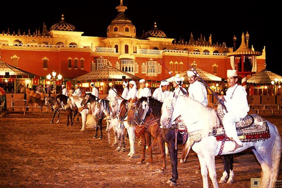 Activités Marrakech Fantasia | Riad Al Ksar
