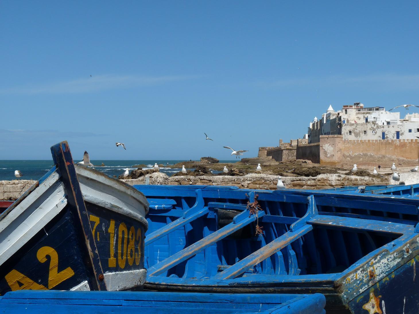 Journée Excursion vers Essaouira | Riad Al Ksar Marrakech