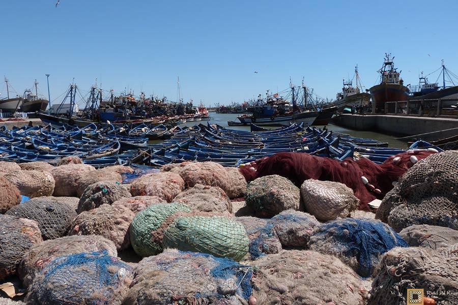 Essaouira Maroc Port | Riad Al Ksar