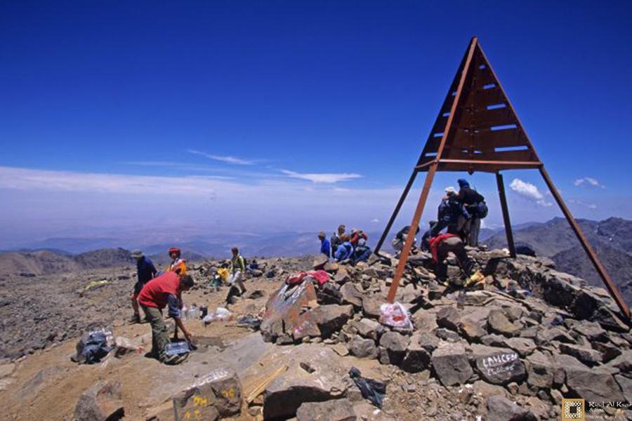 Atlas Maroc Toubkal Trekking | Riad Al Ksar Marrakech