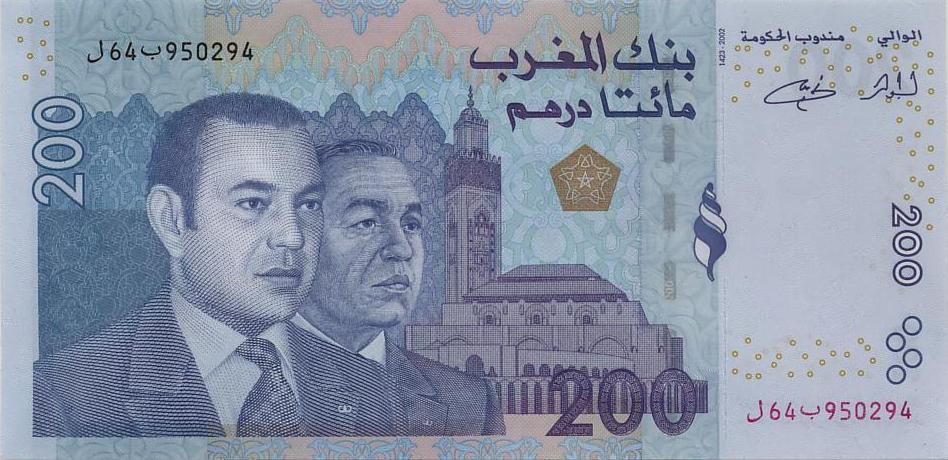 Moroccan-dirham-morocco