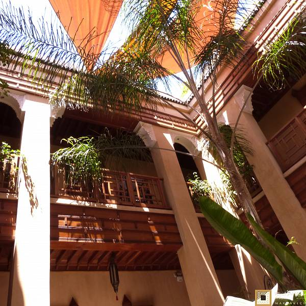 Star Luxury Boutique Hotel in Marrakech | Riad Al Ksar & Spa