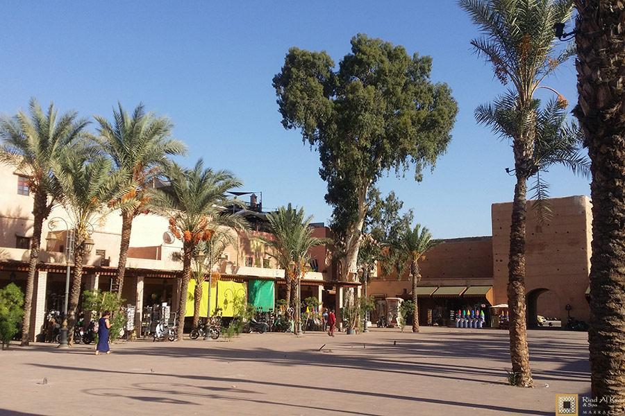 hotel medina marrakech morocco | Riad Al Ksar