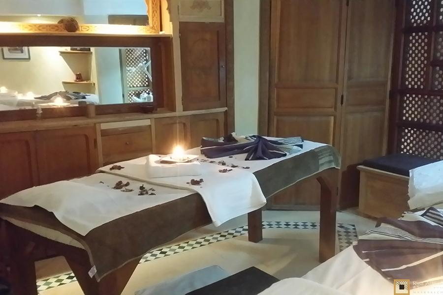 moroccan hammam massage in marrakech | Riad Al Ksar