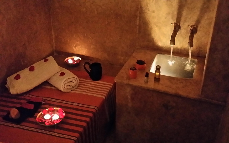 Spa Packages Bains in Marrakech | Riad Al Ksar & Spa