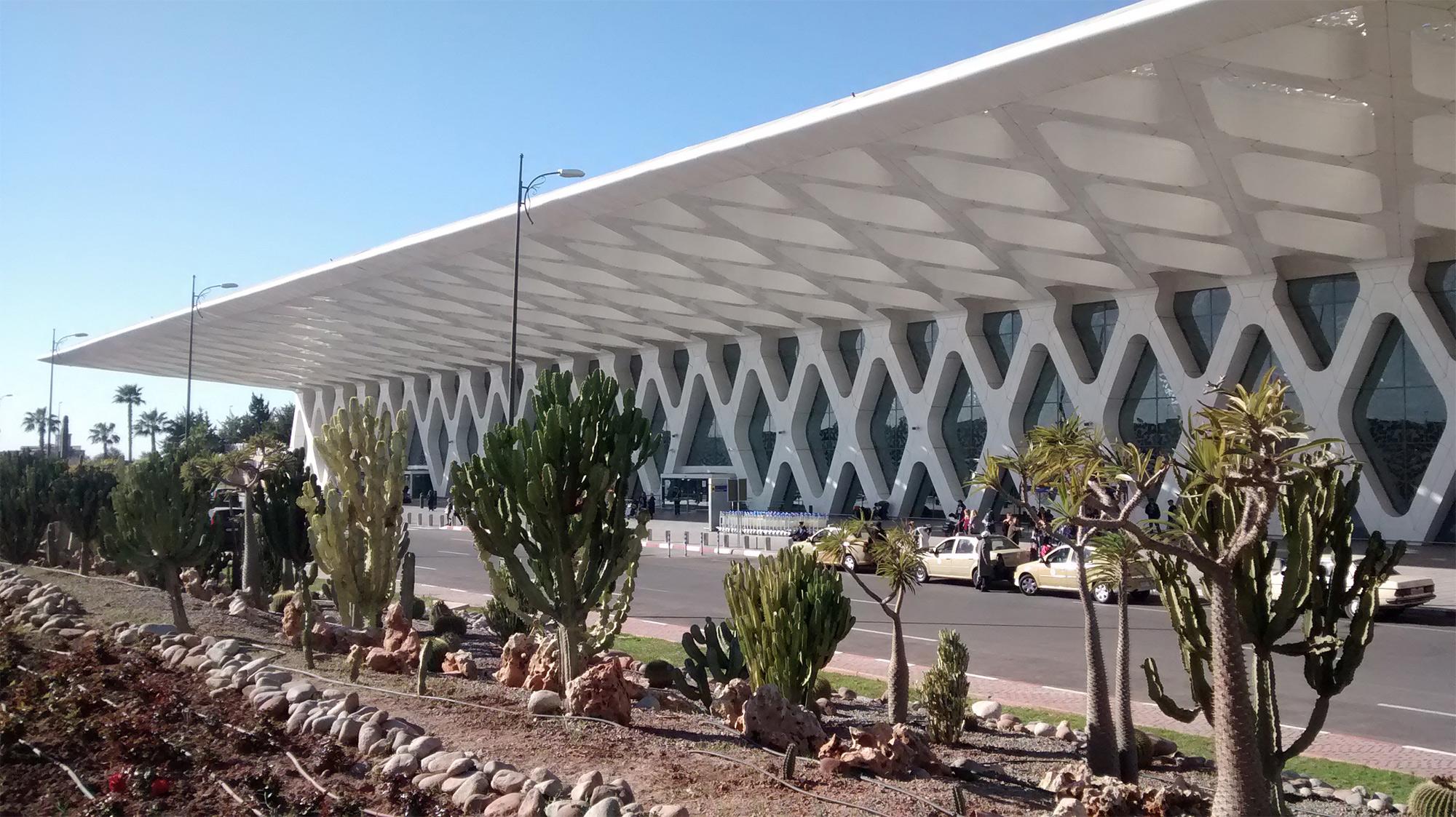 marrakech menara airport transfer - Riad Al Ksar Medina