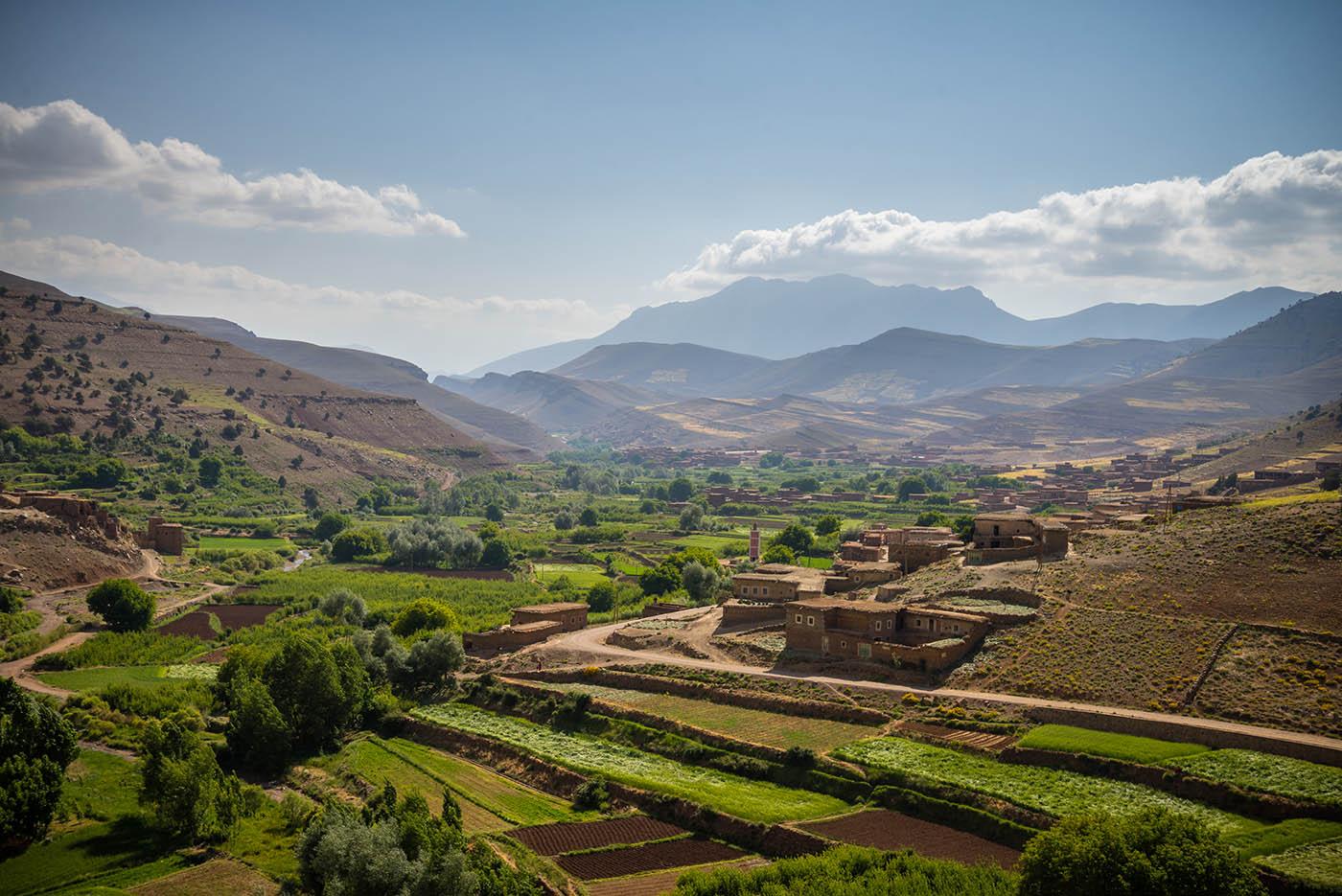 atlas maroc berbère Excursions Marrakech | Riad Al Ksar