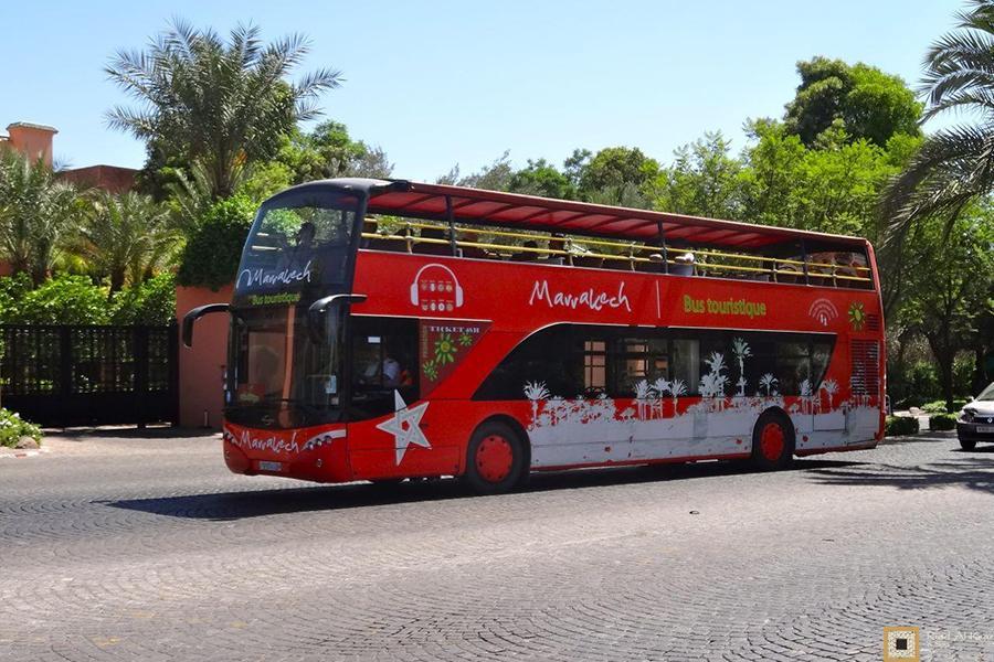 Visite Bus touristique Marrakech | Riad Al Ksar