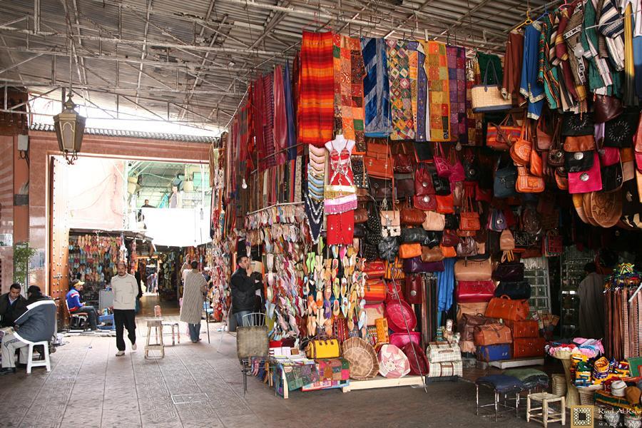 guide touristique medina marrakech | Riad Al Ksar