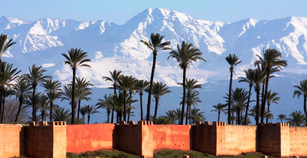 Travel Morocco Tourism Marrakech Visit | Information Guide Book