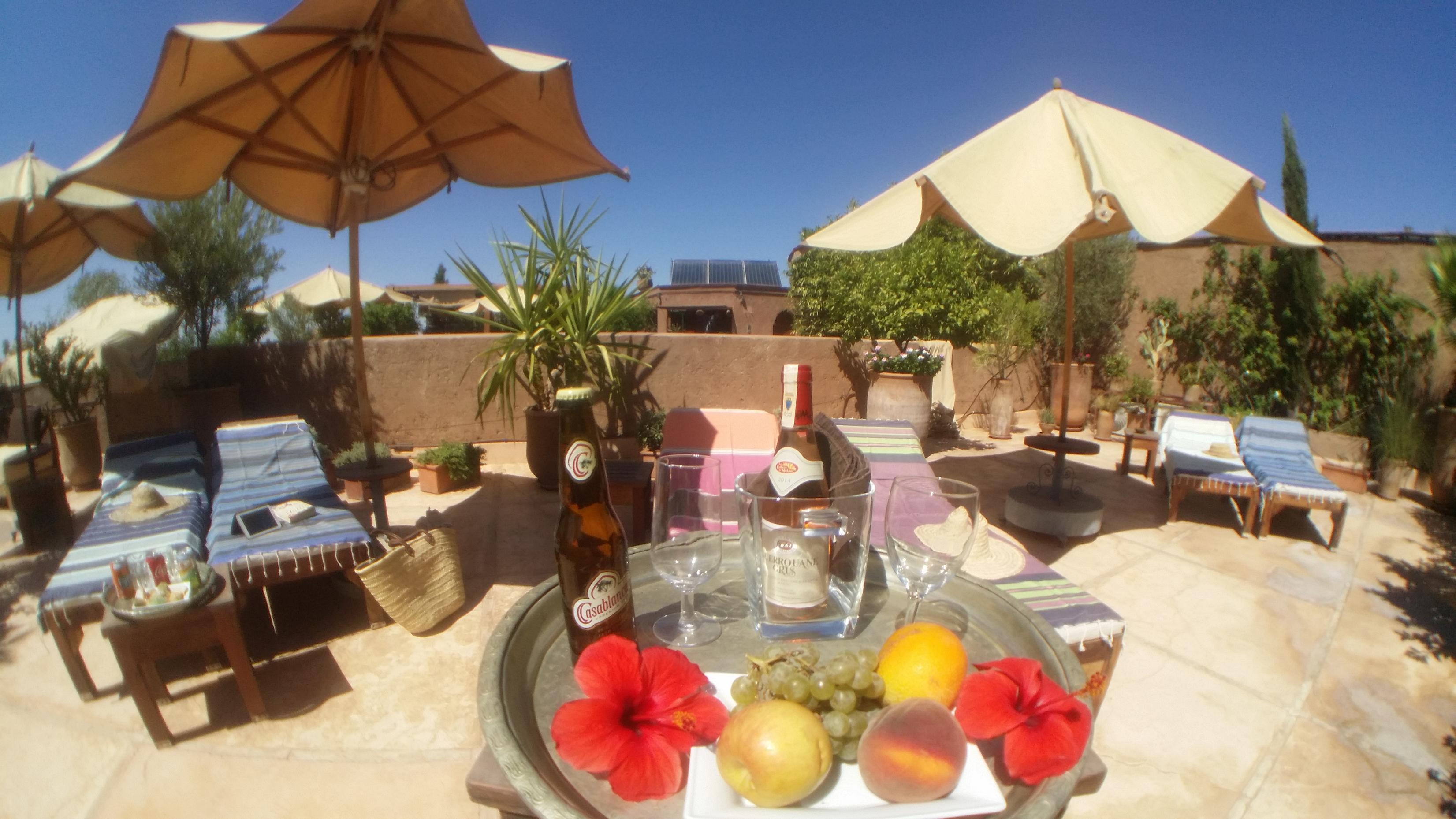 hotel medina marrakech maroc centre pr s aeroport riad al ksar spa. Black Bedroom Furniture Sets. Home Design Ideas