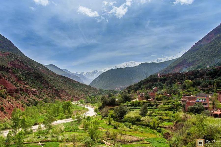 Atlas Maroc vallee | Riad Al Ksar Marrakech