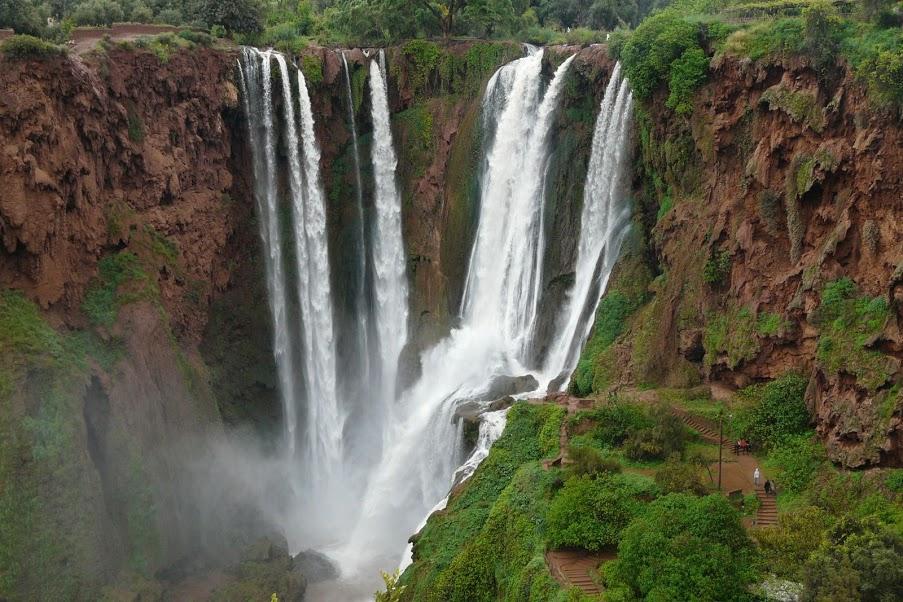 Cascades d'Ouzoud Maroc | Riad Al Ksar