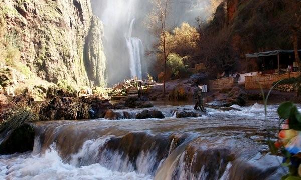 vallee de l'ourika atlas berbère maroc | Riad Al Ksar