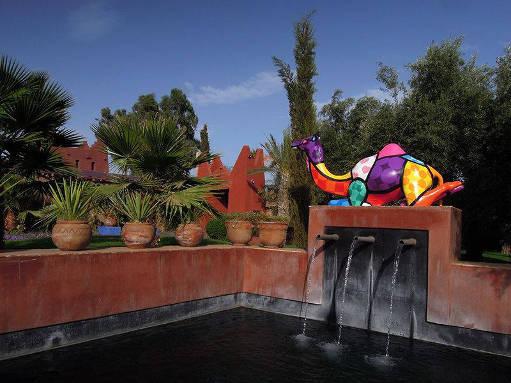 gardens of marrakech