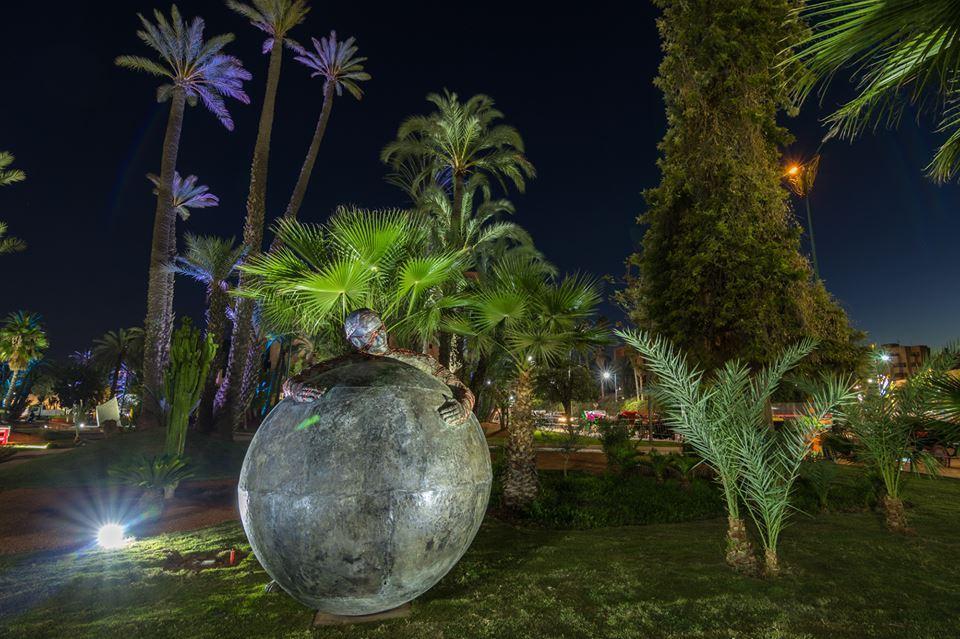 Jardins de marrakech les plus beaux endroits visiter for Cafe le jardin marrakech