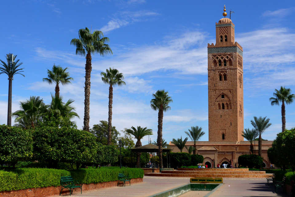 what to see in marrakech ?