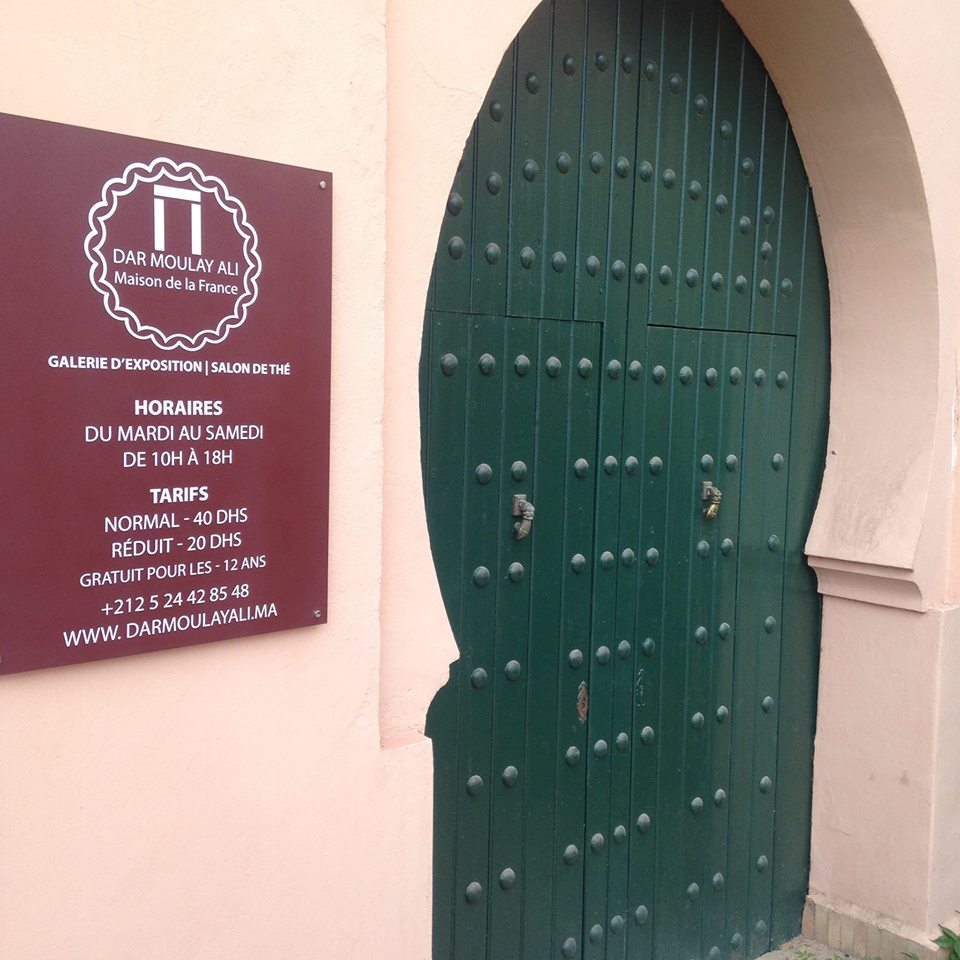 dar moulay ali maison de la france marrakech - Riad Al Ksar
