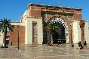Get around marrakech bus taxi airport transfer train station