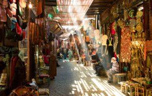 negocier aux souks a marrakech