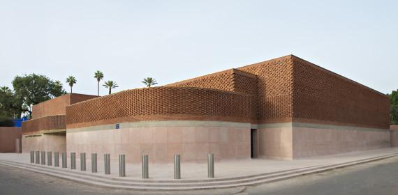 Musée Yves Saint Laurent Marrakech YSL myslm | Riad Al Ksar & Spa