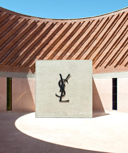 Yves Saint Laurent Marrakech Museum myslm YSL