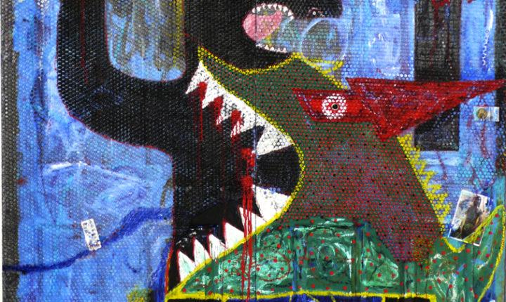 Foire Art Contemporain Africain 1:54 a Marrakech