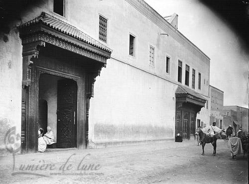 dar el bacha musee confluences marrakech lieux saints |Dar-el-Glaoui-Marrakech