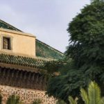 dar el bacha musee des confluences palais pacha glaoui marrakech
