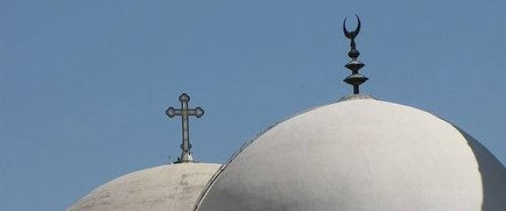 dar el bacha musee confluences marrakech lieux saints |symbole ISLAM-CHRISTIANISME