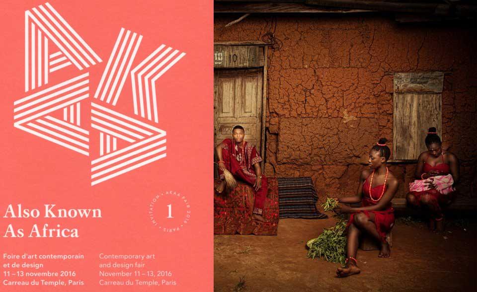 AKAA-foire art contemporain africain