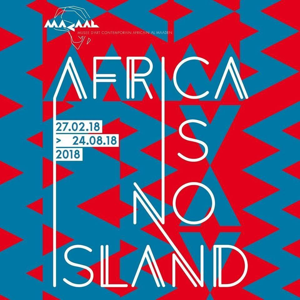 africa is no island Marrakech musée Maacal Al Maaden Art Contemporain