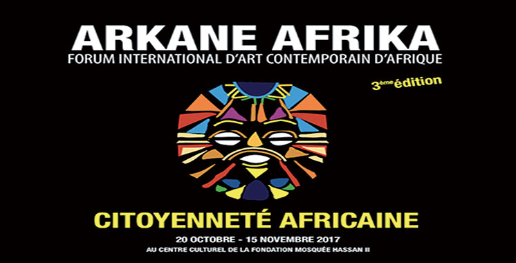 arkane-Afrika maroc art contemporain