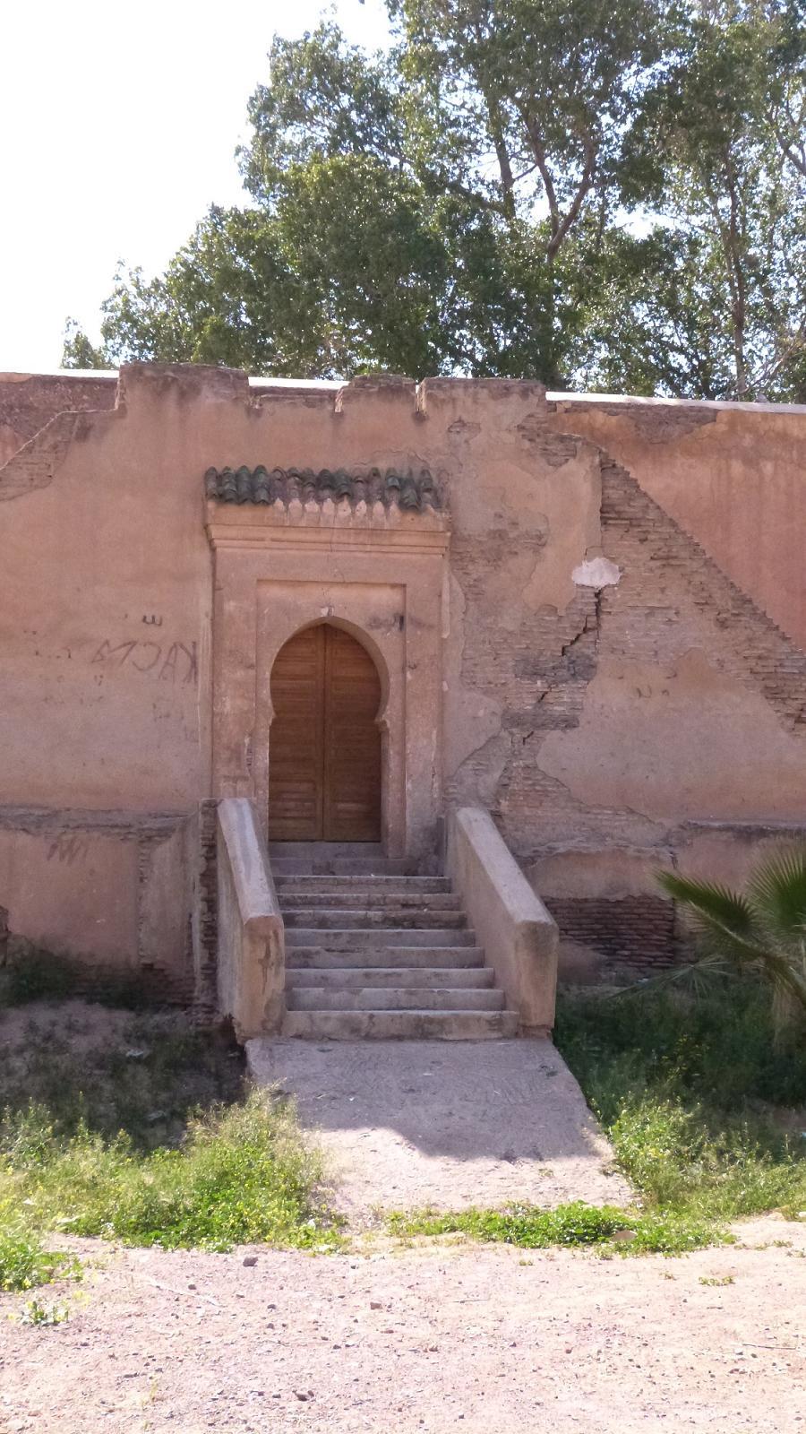 Palais Bahia Marrakech Porte Jardin Agdal Ba Hmad