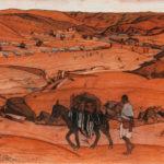 Jacques Majorelle Tazoult Sektana Anti -Atlas les Rchebs, 1927