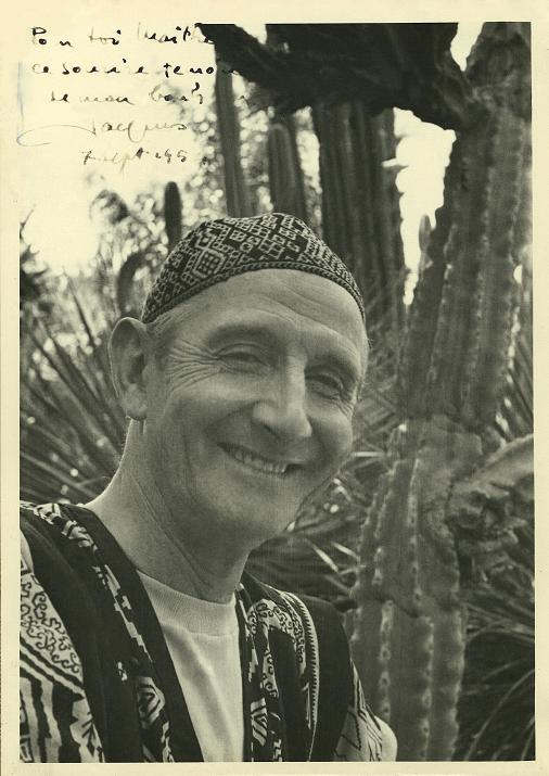 Jacques Majorelle artist gardener in Marrakech