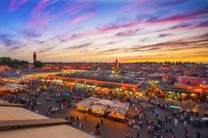 Place Jemaa El Fna Marrakech