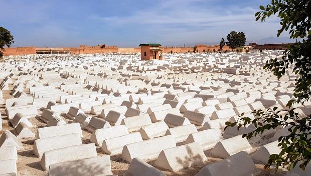 Cimetiere Juif Mellah Marrakech