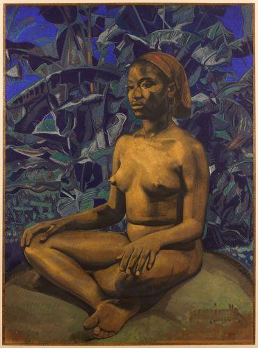 Jacques-Majorelle Fatima Marrakech, circa 1934