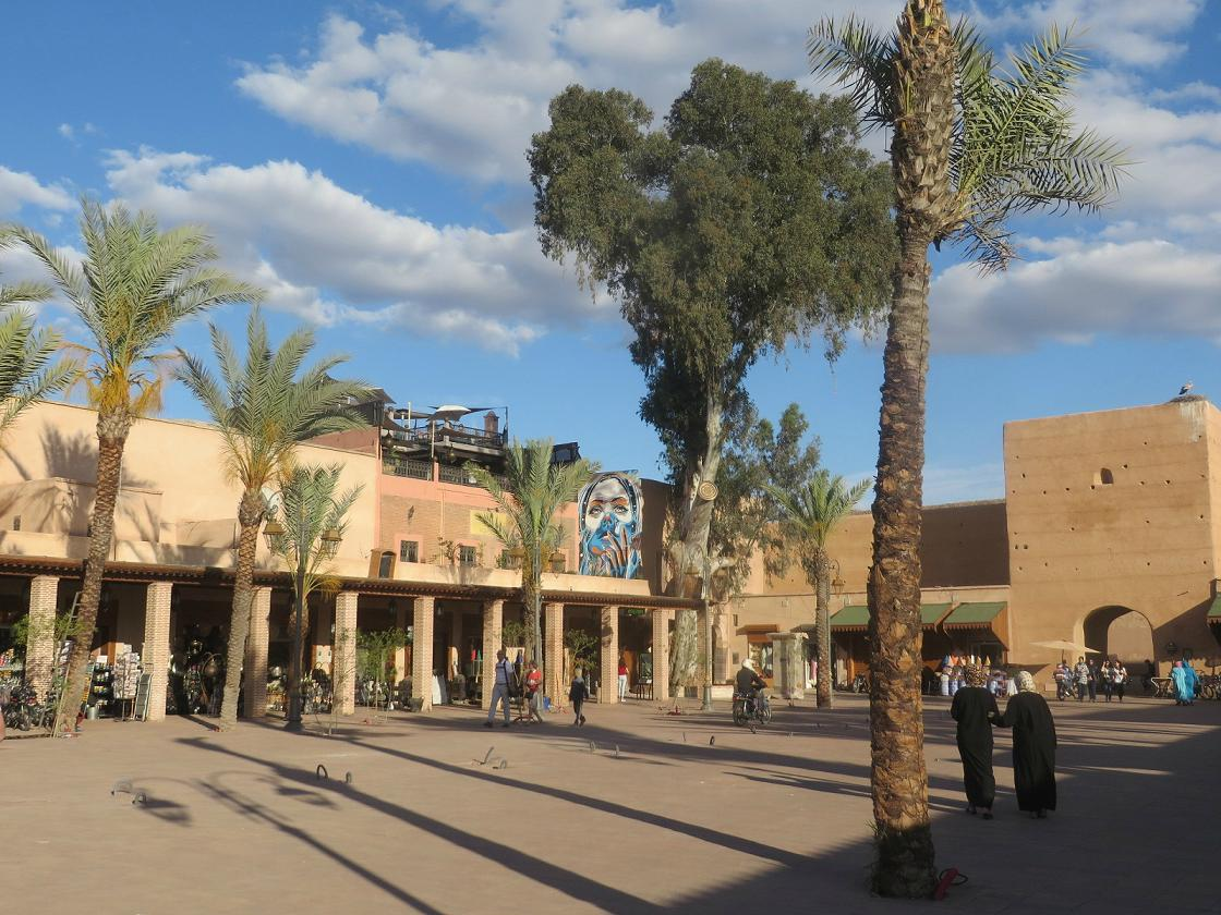 Place Ferblantiers Mellah Marrakech
