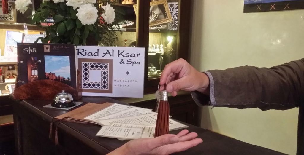 reservation hotel marrakech riad al ksar
