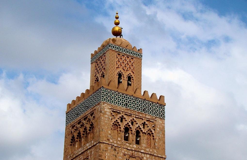 Minaret-Jamour - Mosquee de la Koutoubia