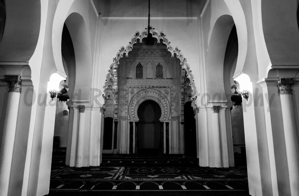 Mirhab de la Mosquee de la Koutoubia Marrakech